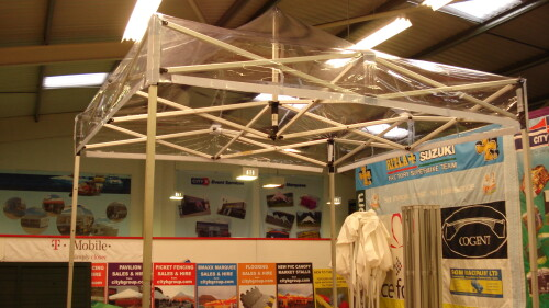 CLEAR PVC CANOPY 007